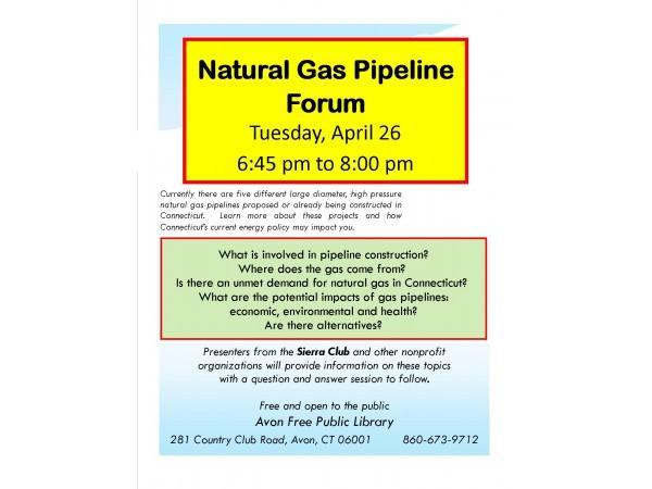 Natural Gas Avon Ct