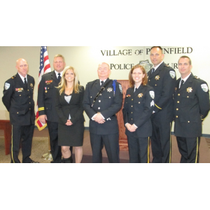 Plainfield Police Announce Multiple Honors