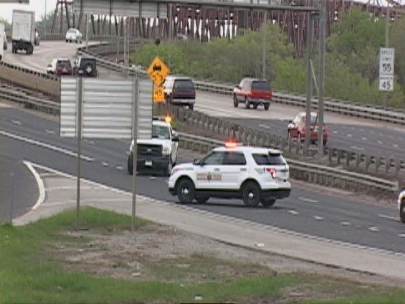 2 semitrailers, 1 car involved in massive I-80 crash near ...