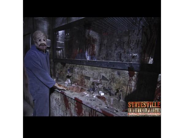 Statesville haunted prison deals