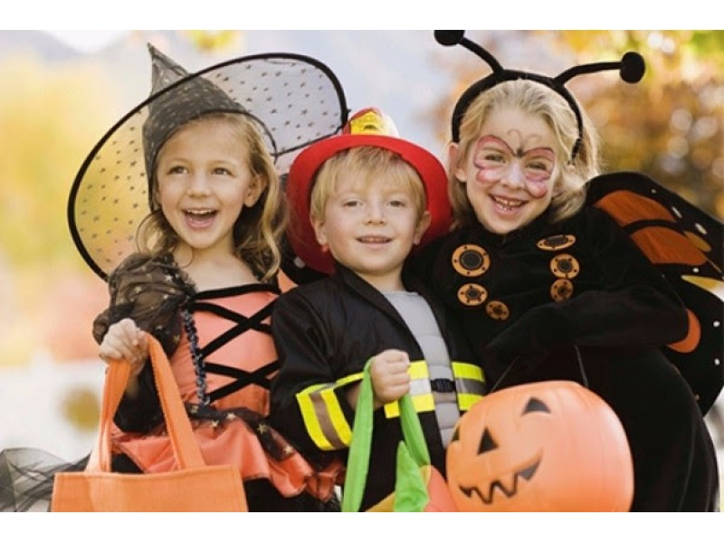 Naperville to Hold Halloween Hop