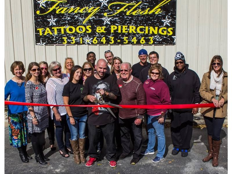 City policy shuts down yorkville tattoo parlor days after for Tattoo shops near bolingbrook il