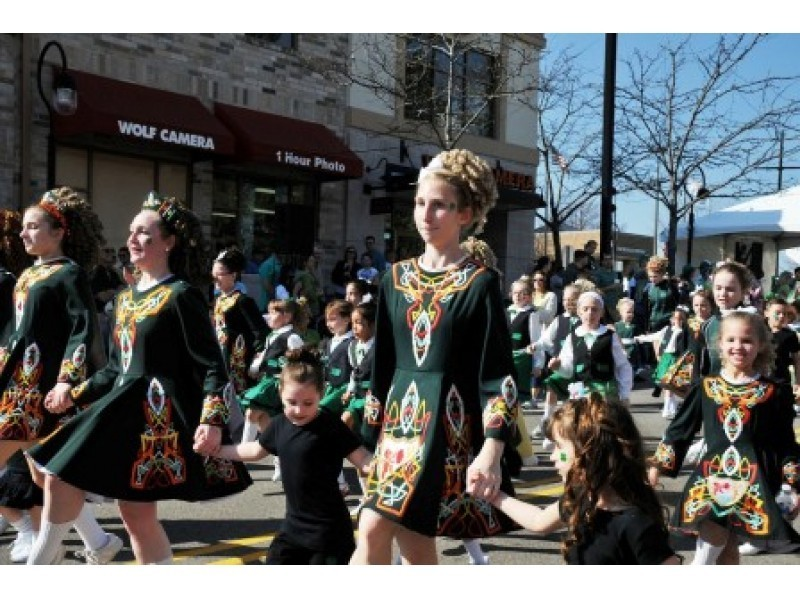 St. Patrick's Day 2016: Parades, Festivities and Fireworks in the Chicago Suburbs