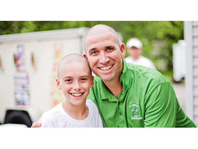 Brave the Shave to Support Childhood Cancer Research