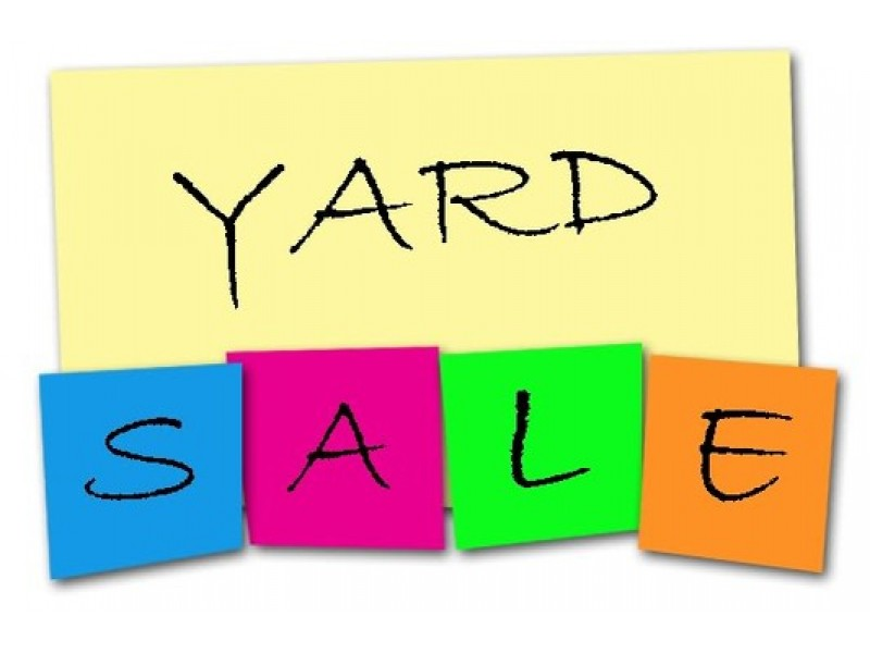 multi-family yard sale this saturday  may 9th