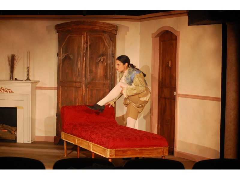 hovey players closes out season with funny fiery patch. Black Bedroom Furniture Sets. Home Design Ideas