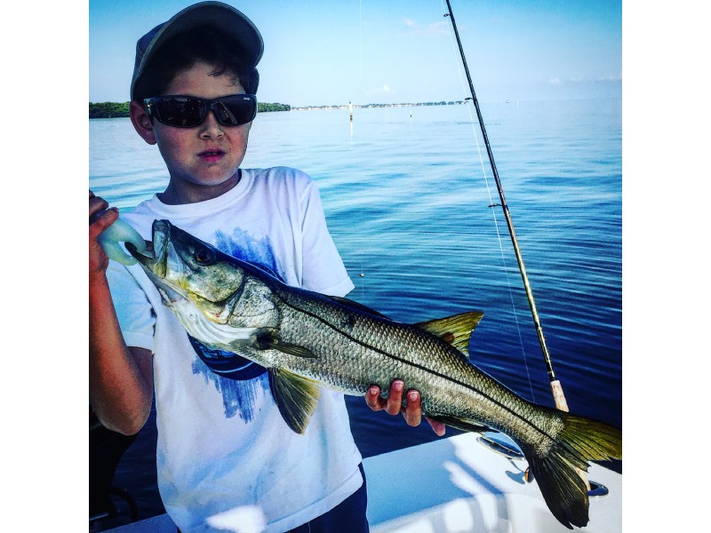Anna maria island fishing charters july 4th 16th report for Bradenton fishing report