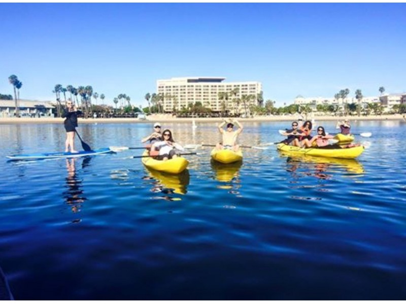 The Kayak Club Stand Up Paddleboard Too Creates