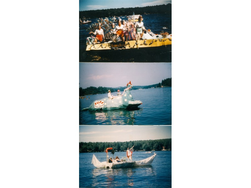 Cobbett's Pond Boat Parade is July 5   Windham, NH Patch