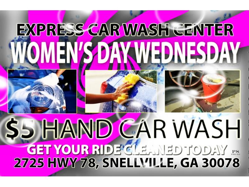Full Service Car Wash Tucker Ga