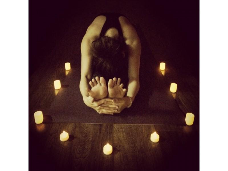 Candlelight Yin Yoga and Restore Bliss Workshop | Hillsborough, NJ ...