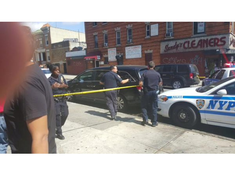 BREAKING: Teen Shot Near Brooklyn Yeshiva on First Day of School