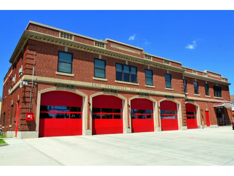 East providence fire department receives american heart association