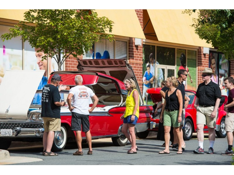 Ashburn Village Car Show