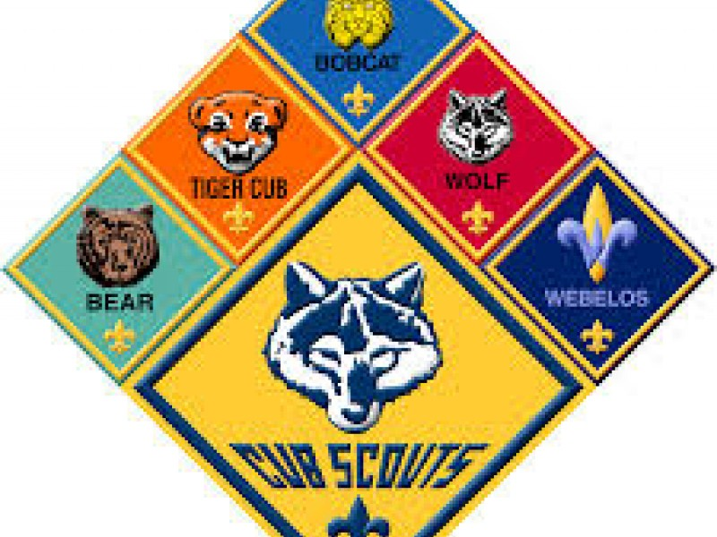 Join Cub Scouts Patch