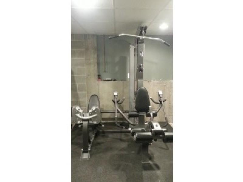 hoist fitness system: