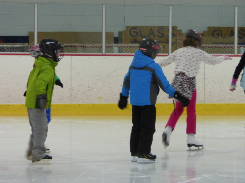 Learn to Skate (with Cambridge Youth Hockey)   Boston ...