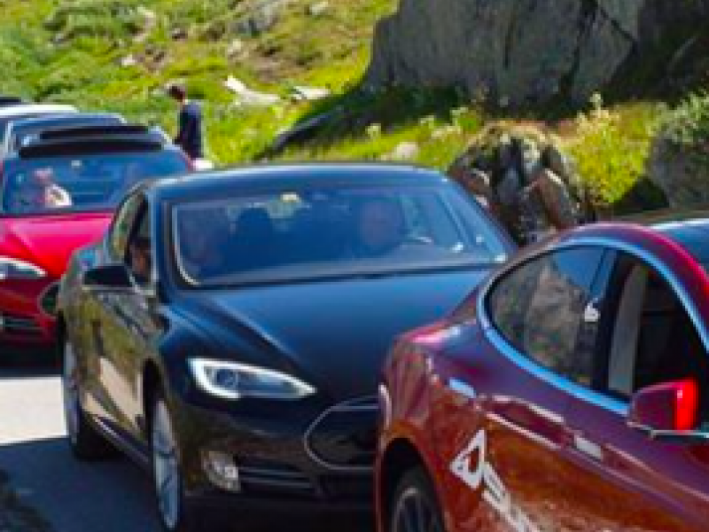Tesla Is Looking To Expand In Milford And In Connecticut