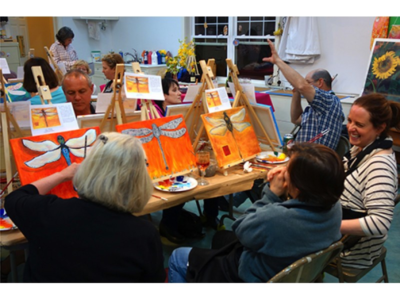 June 2nd june 4th masters and mixers a painting and for Painting classes ct