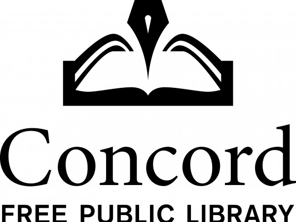 Link to Concord Free Public Library, Concord, MA Home Page