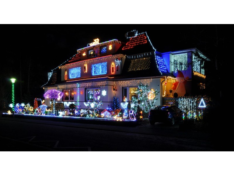 Wall Christmas Lights Nj : Best Christmas Lights in New Jersey Near Rumson Patch