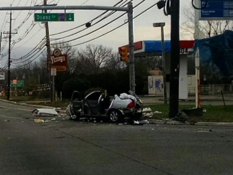 Nj Car Crash Rt