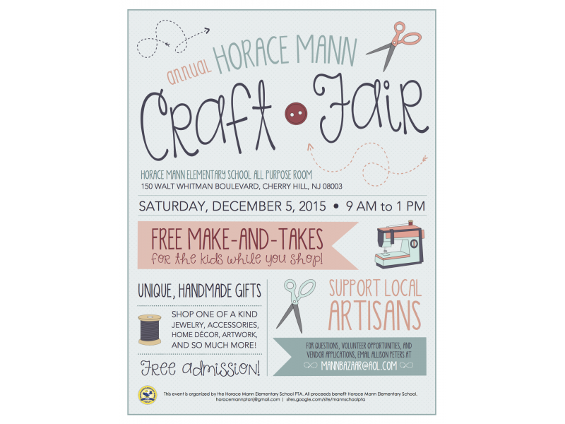 Haddonfield Craft Fair
