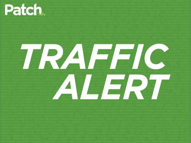 Traffic Alert Car Fire On Garden State Parkway Cranford