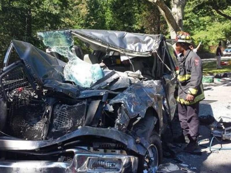 Car Crash Milton Ma