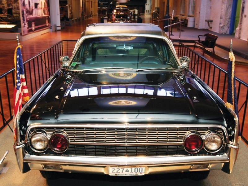 Henry ford museum is home to historic presidential for Royal family motors canton