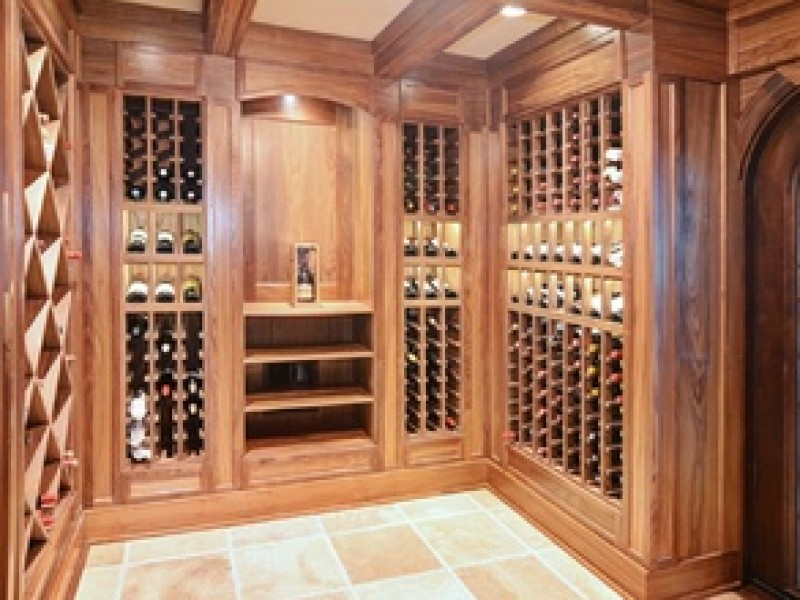 Wow house 4 car garage wine cellar personal health for Garage wine cellar
