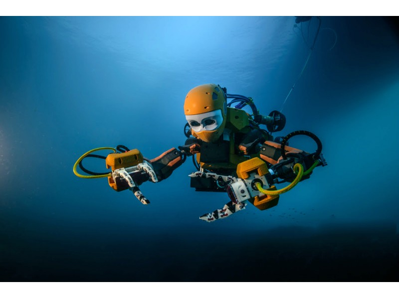 Stanford Robotic Diver Recovers King Louis Xiv Treasures