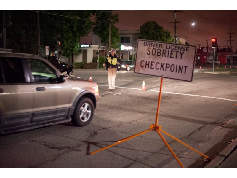 Sheriff 39 S Checkpoint In Santee Nets 5 Arrests Santee Ca