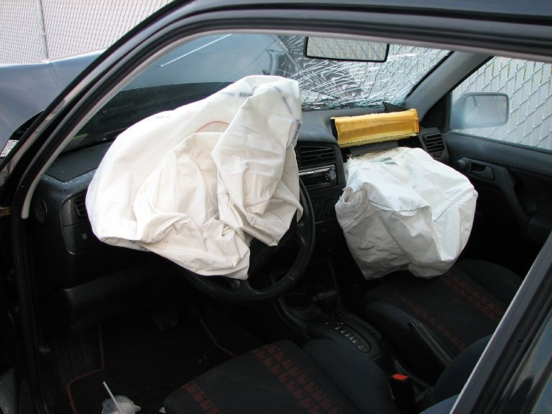 Air Bag Recall Called 'Largest in U.S. History'