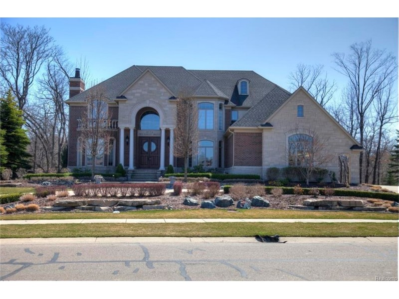 Wow House 4 Bedroom Mansion In Rochester Hills Rochester Mi Patch