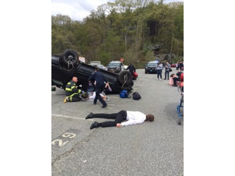 Lynnfield Car Crash