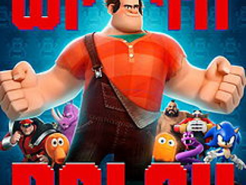 MOVIE REVIEW: 'Wreck-It Ralph,' Fun, But No 'Toy Story ... Wreck It Ralph Trailer Toy Story