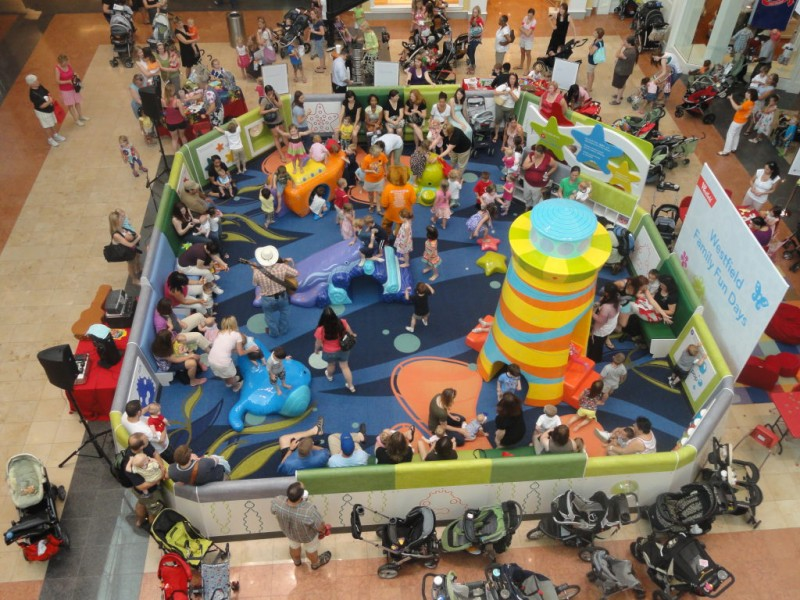 New Kids Play Area For Westfield Annapolis Mall