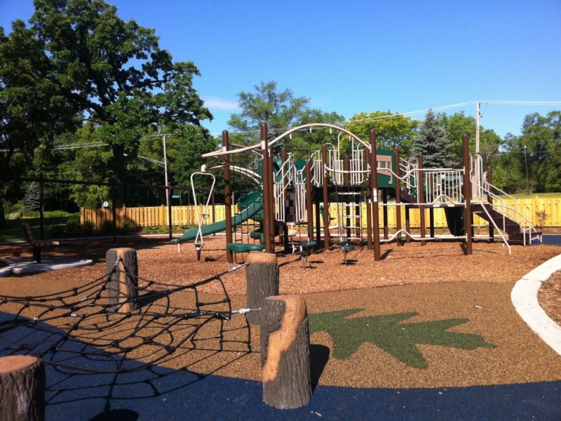 Residents Invited To Splash At Acorn Alley Playground