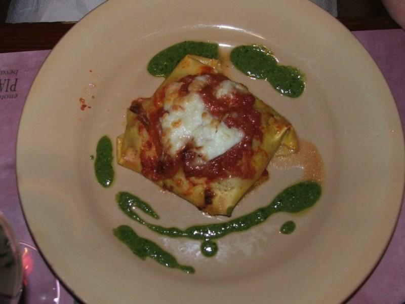 Grammys Overnight Lasagna Recipe - Allrecipescom
