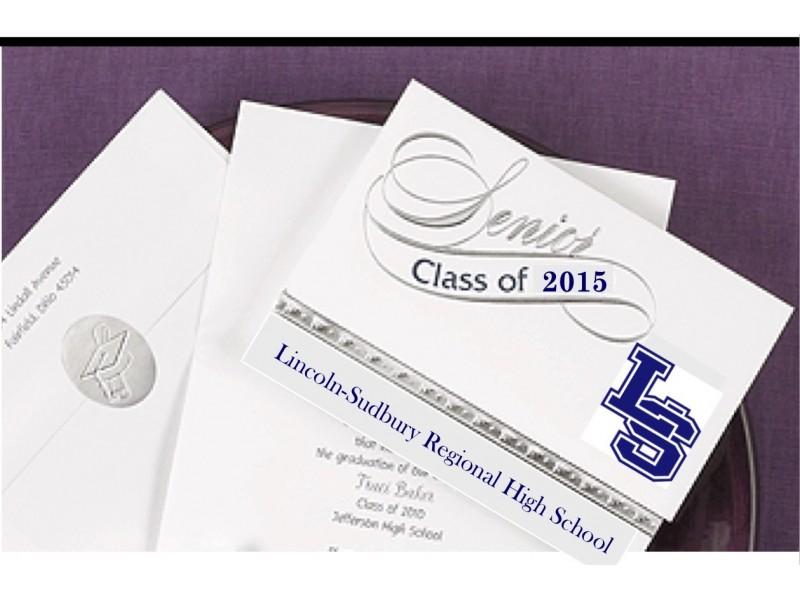Free College Graduation Class of 2015 Invitations