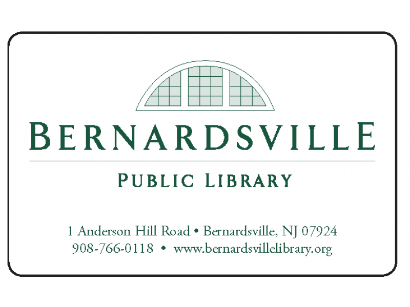 Sign Up For The Smartest Card At Bernardsville Public Library ...