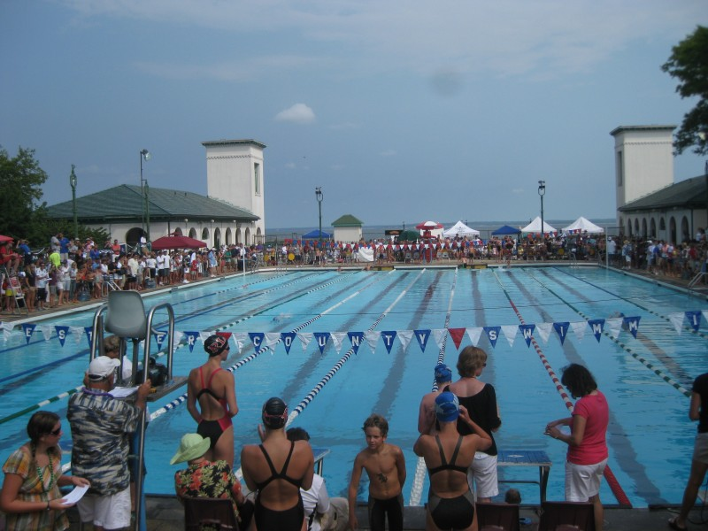 Family Tradition For Egan At County Swim Championships Larchmont Ny Patch