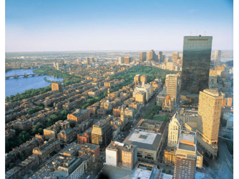 Celebrate July 4th 52 Floors Above Boston At Top Of The