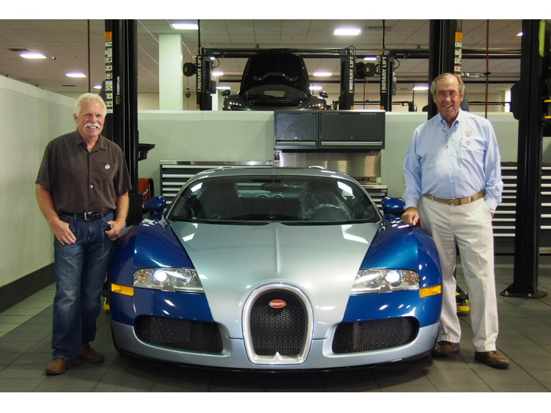 House of cars curated garage tour and gala celebration