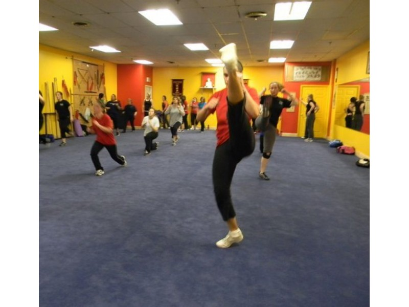 Beginner Kickboxing Classes Long Island