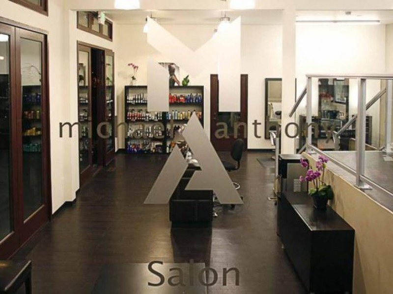A cut above saratoga 39 s michael anthony salon patch for A cut above salon