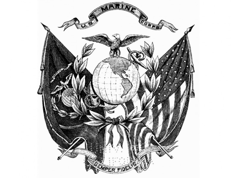 July 11 1798 Marine Corps Becomes Independent Branch Of