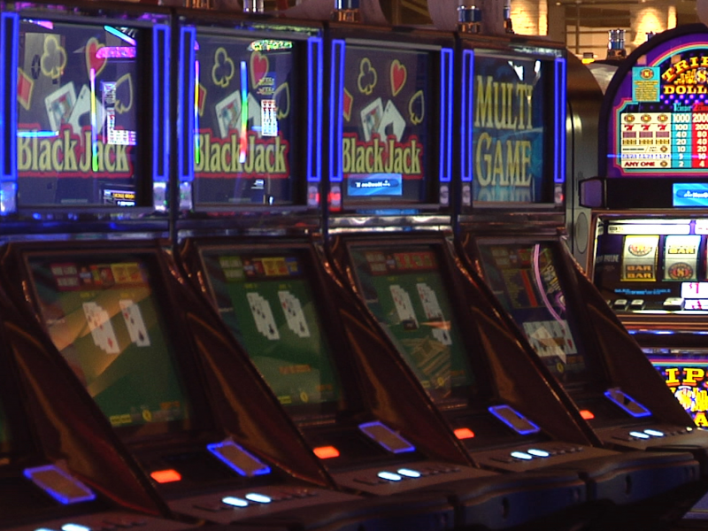 Graton casino accident