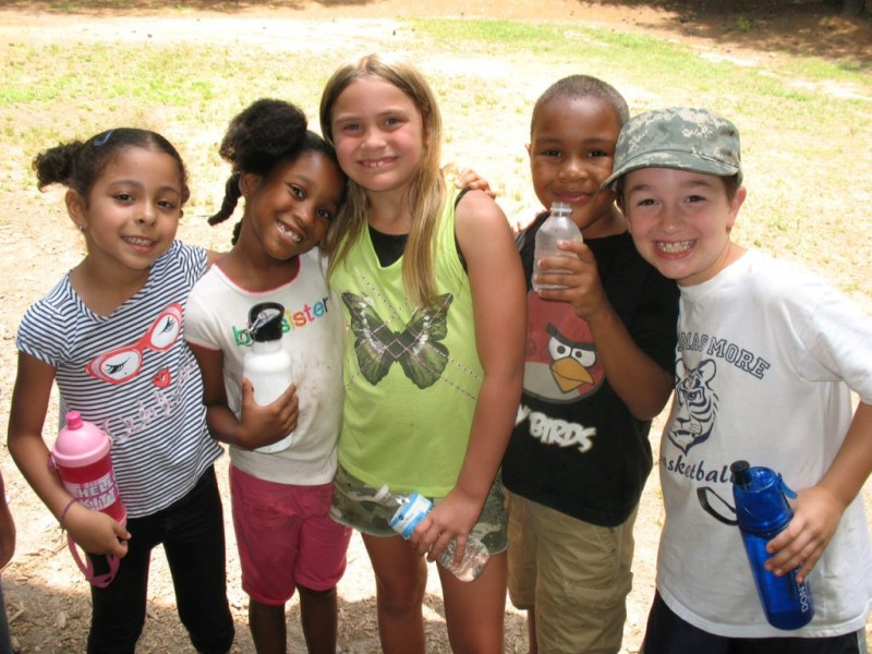 Summer camps at ymca offer fun filled days peachtree for Harris ymca summer camp